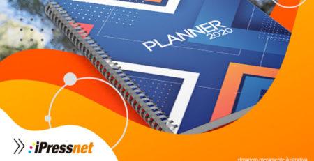 Planner anual de 2020 iPressnet
