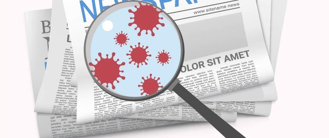 É possível a trasmissão do coronavírus através do papel?